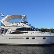 Яхта Princess 45