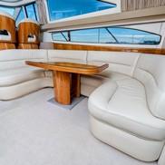 Салон Яхты Princess 50