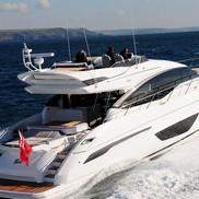 Яхта Princess 65