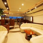 Салон Яхты Princess 65
