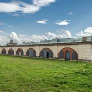 Строение на Форте Константин