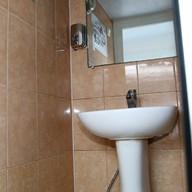 Туалет теплохода Москва 104