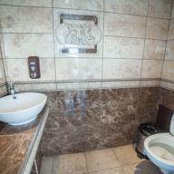 Туалет на теплоходе Артизана (Москва 3).