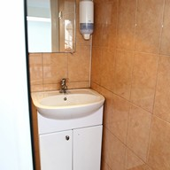 Туалет теплохода Гардемарин