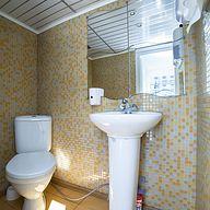 Туалет на теплоходе Глория.