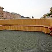 Открытая палуба теплохода Константин