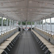 Верхняя палуба со стульями