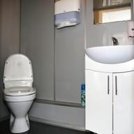 Туалет на теплоходе Москва 212