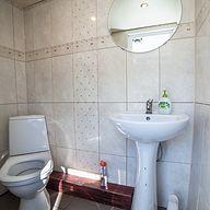 Туалет на теплоходе Чайка.